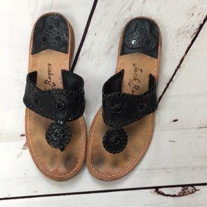 Jack Rogers Palm beach sandals (9m)
